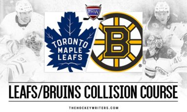 Maple Leafs Must Beat Boston Bruins in 1st Round