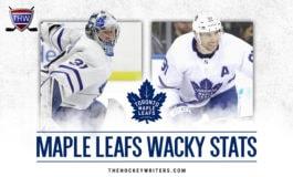 Maple Leafs: Making Sense of Wacky Stats