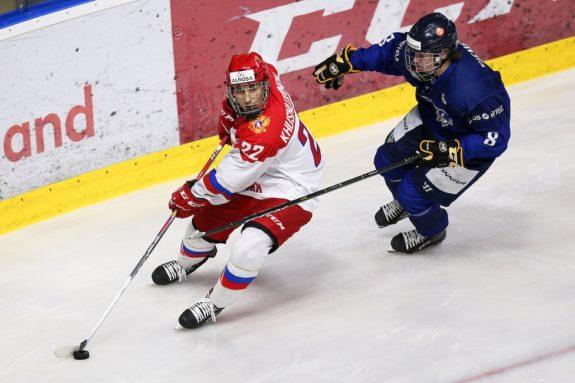 Marat Khusnutdinov Team Russia