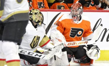 Flyers Struggling on Crucial Road Trip