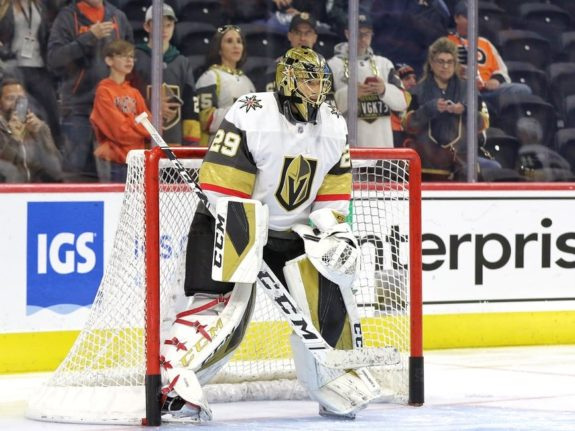 Marc-Andre Fleury Vegas Golden Knights