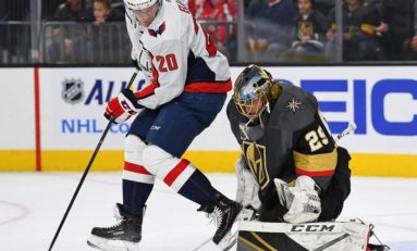 Capitals Hit Jackpot With Holtby & Unlikely Heroes