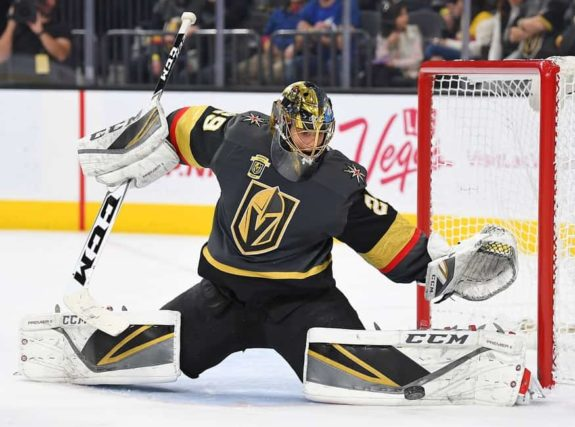 Marc-Andre Fleury, Vegas Golden Knights