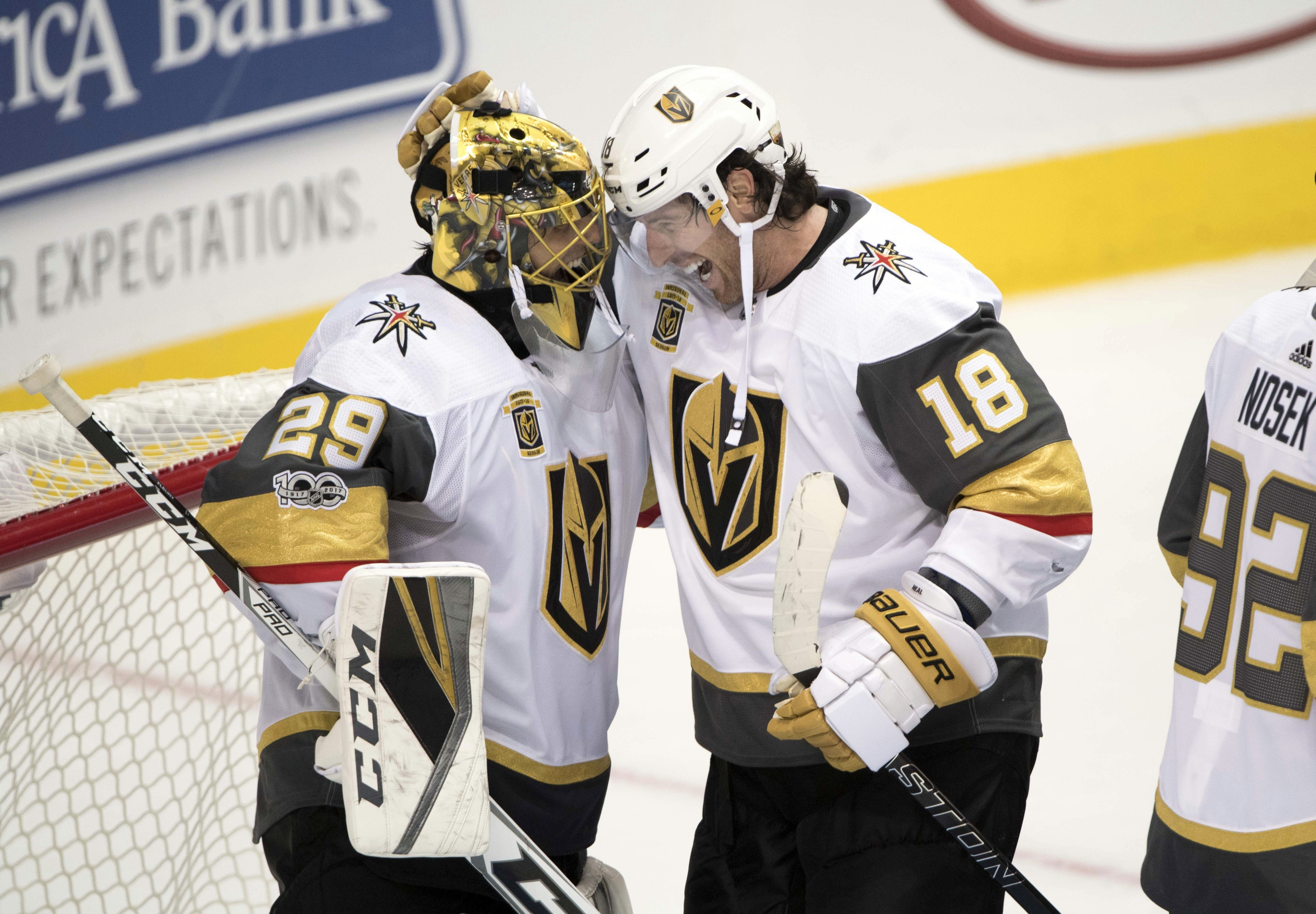 best service 2ca03 eeaa8 How the Vegas Golden Knights Keep on Winning