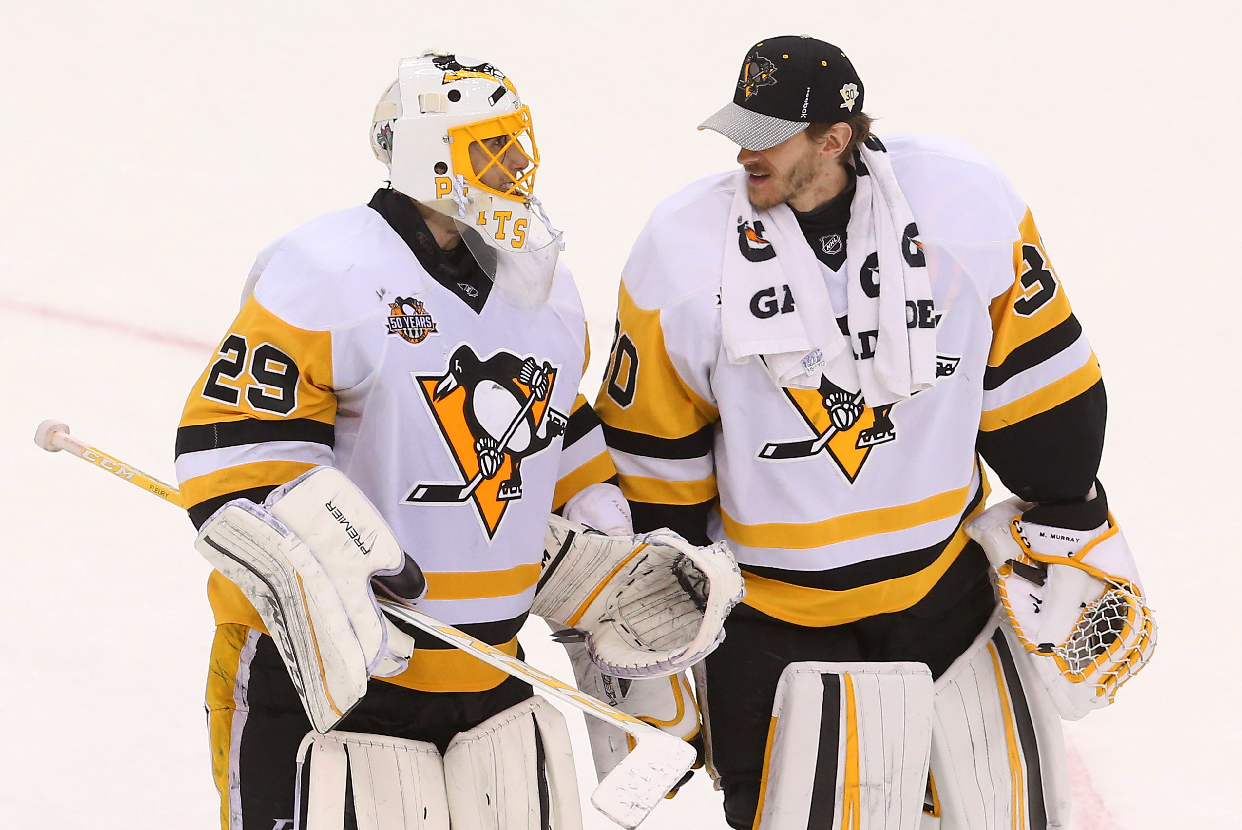 Matt Murray s Injury Could Confuse the Pittsburgh Penguins  Crease fc75a2784