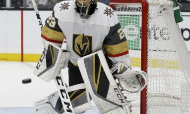 THW's Goalie News: Fiesty Fleury, Week in Review & More