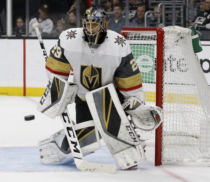Vegas Golden Knights Beat Islanders