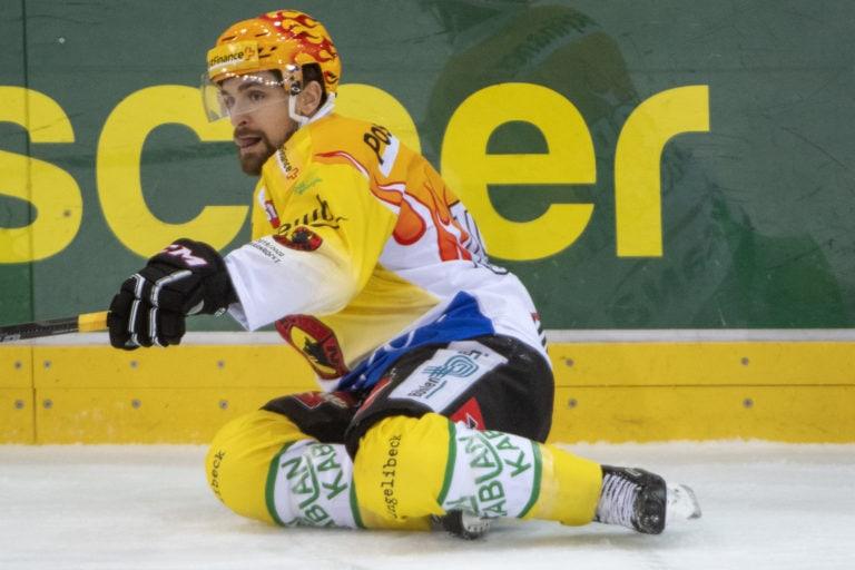 Marc Arcobello, SC Bern