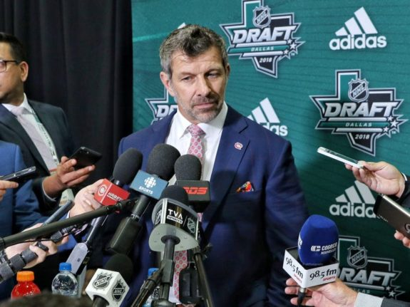 Marc Bergevin Canadiens