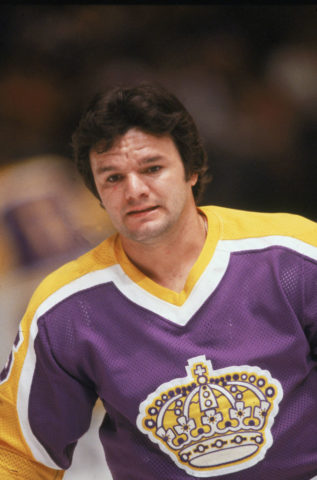 Marcel Dionne Los Angeles Kings