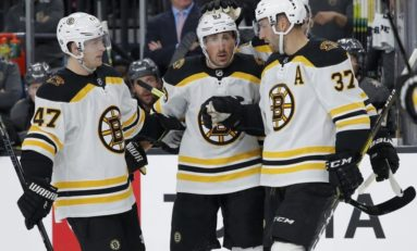 Bruins' 10 Best Players of the Decade