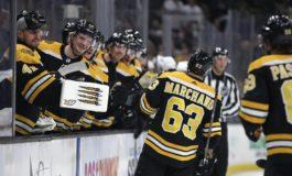 Bruins Beat Coyotes - Marchand Tallies 2 Goals