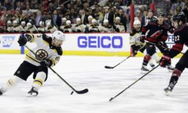 Bruins, Rask & Penalties Beat Hurricanes - Boston Takes 3-0 Series Lead