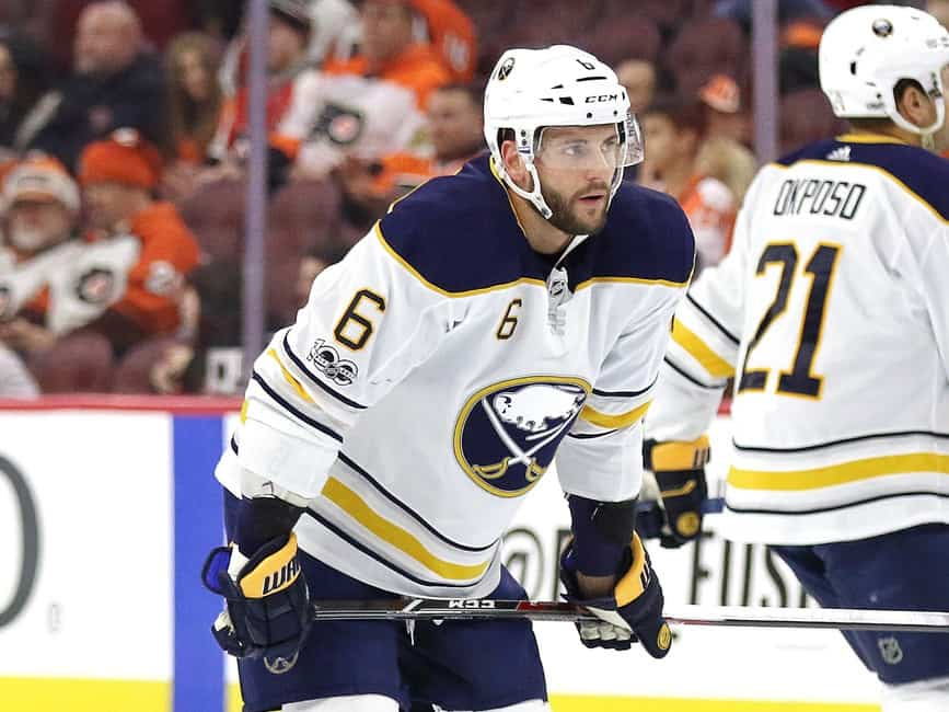 Time for the Buffalo Sabres to Scratch Marco Scandella?