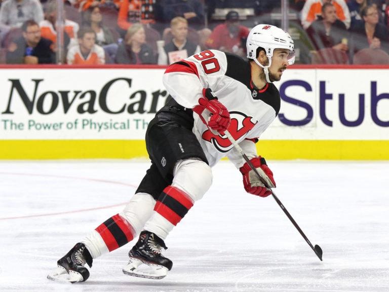 Marcus Johansson, New Jersey Devils