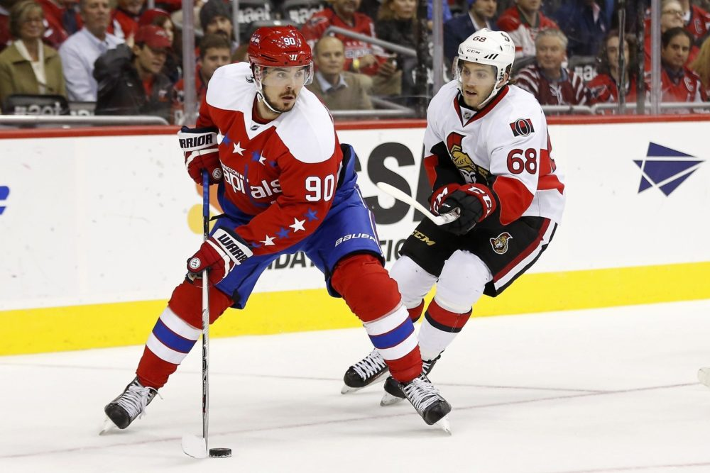 Marcus Johansson, New Jersey Devils, NHL