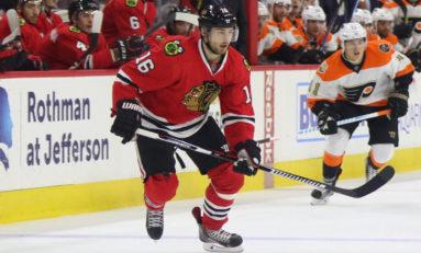 Hurricanes Get Kruger from Vegas for Draft Pick