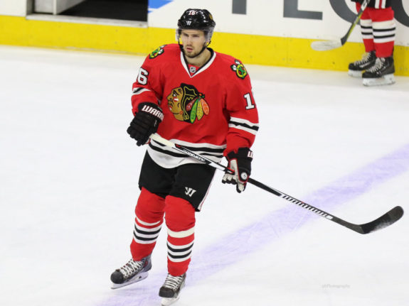 Marcus Kruger, Chicago Blackhawks