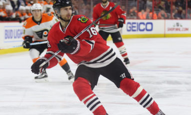 Blackhawks Trade Kruger to Golden Knights
