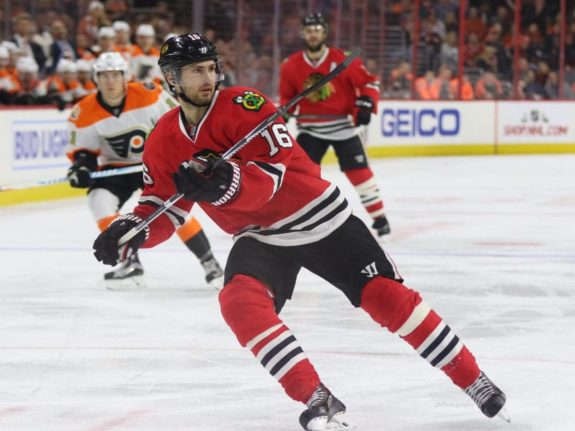 Marcus Kruger could be joining the Vegas Golden Knights at the expansion draft.