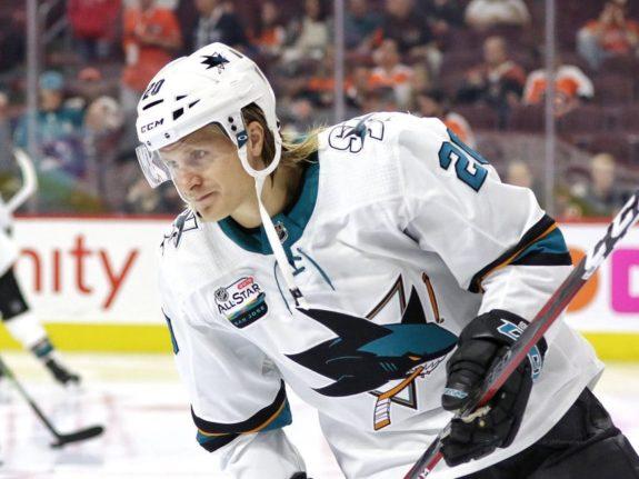 Marcus Sorensen - Sharks