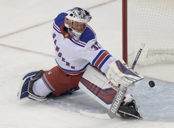 New York Rangers Marek Mazanec