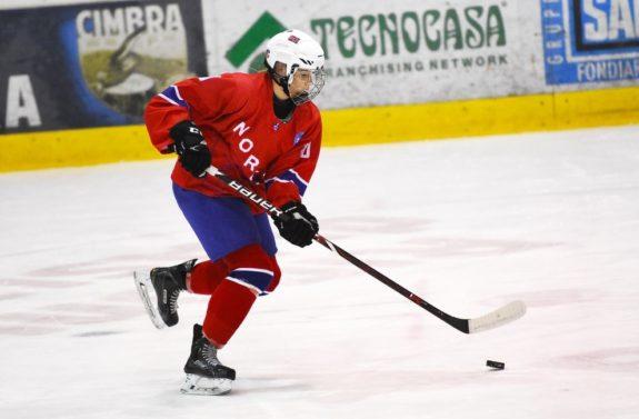 Maren Knudsen Team Norway