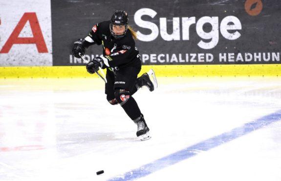 Maren Knudsen Stavanger Oilers