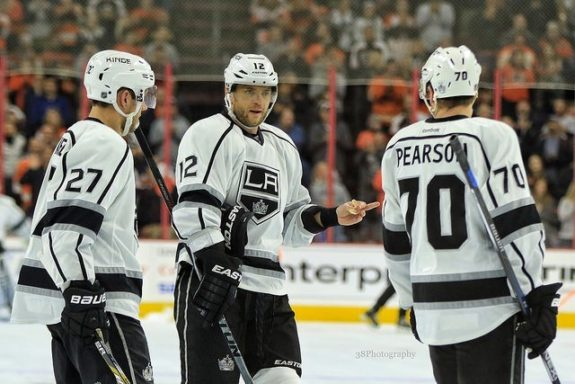 Marian Gaborik Los Angeles Kings
