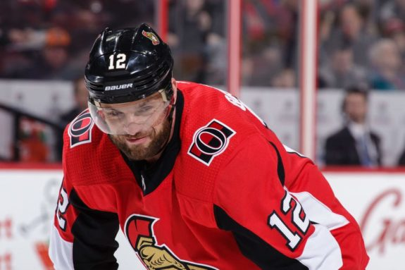 Ottawa Senators forward Marian Gaborik