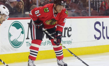 Hossa's Legacy with the Hawks