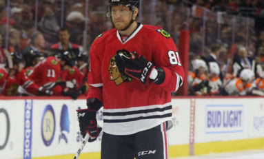 Marian Hossa: 3 Career Hawks Highlights