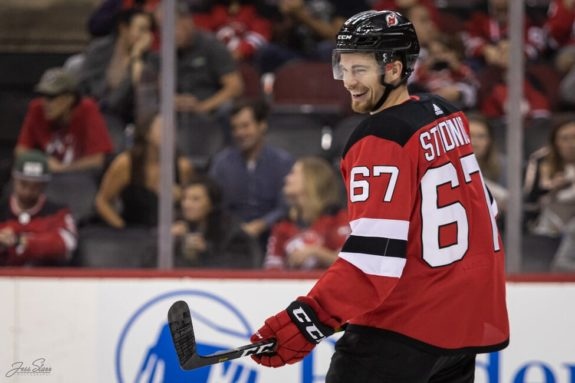 Marian Studenic New Jersey Devils