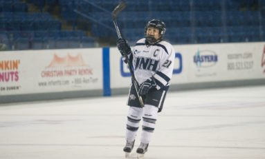 UNH 'Mighty Mouse' Marie-Jo Pelletier Is Newest Buffalo Beaut