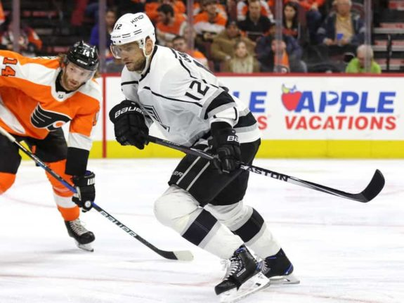 Marion Gaborik #12, Los Angeles Kings