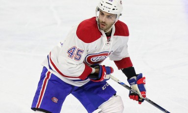 Canadiens, Mark Barberio Agree to Two-Year Contract Extension