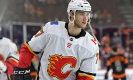 Jankowski's Departure Makes Room For Growth on the Flames' Roster