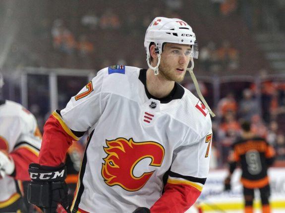 Mark Jankowski Calgary Flames