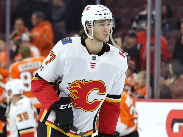 Mark Jankowski Flames
