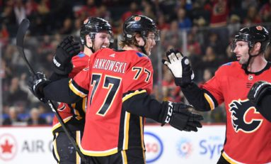 How Mark Jankowski Fixed the Flames