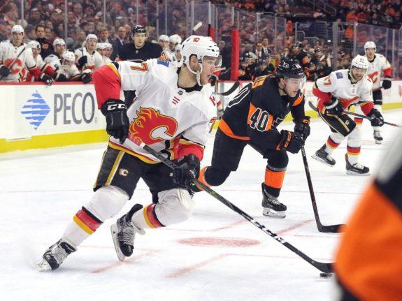 Mark Jankowski, Calgary Flames