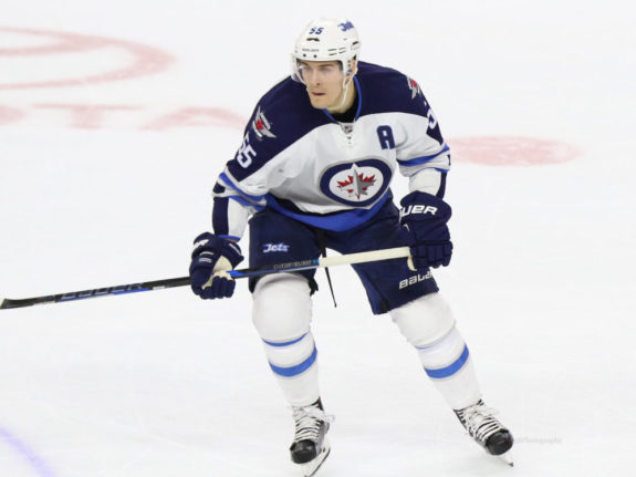 Winnipeg Jets Mark Scheifele, NHL