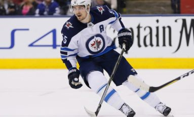 Jets Scheifele Soars Past Couturier
