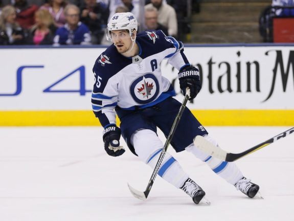 Mark Scheifele, Winnipeg Jets