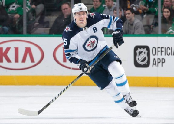 Mark Scheitele Winnipeg Jets