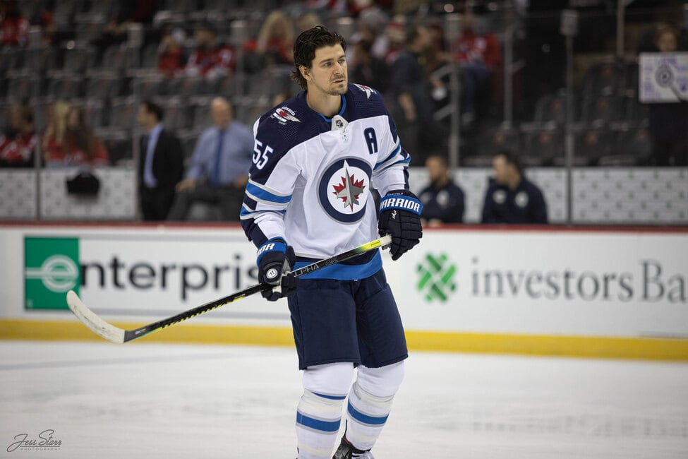 Mark Scheifele Winnipeg Jets