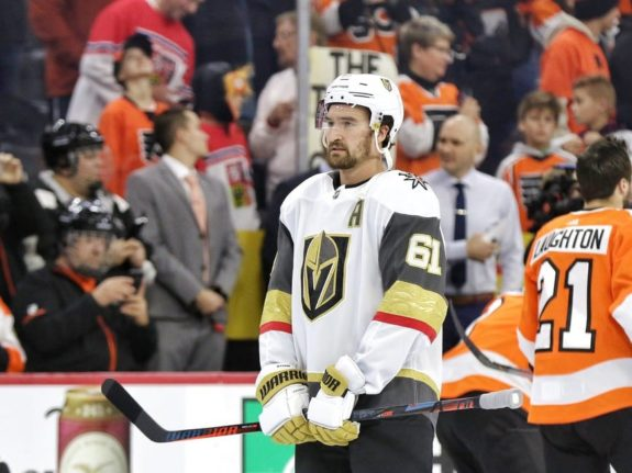 Mark Stone Vegas Golden Knights