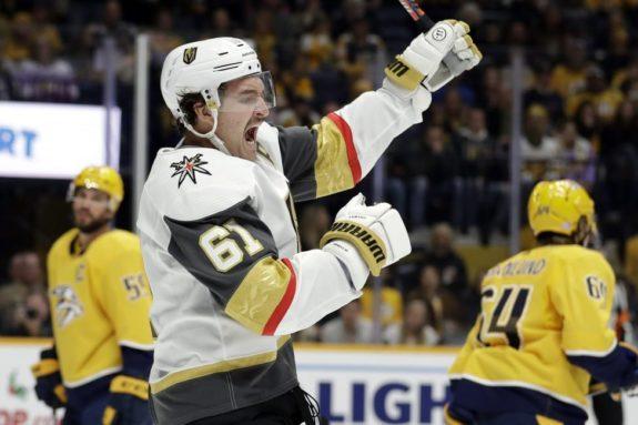 Vegas Golden Knights Mark Stone