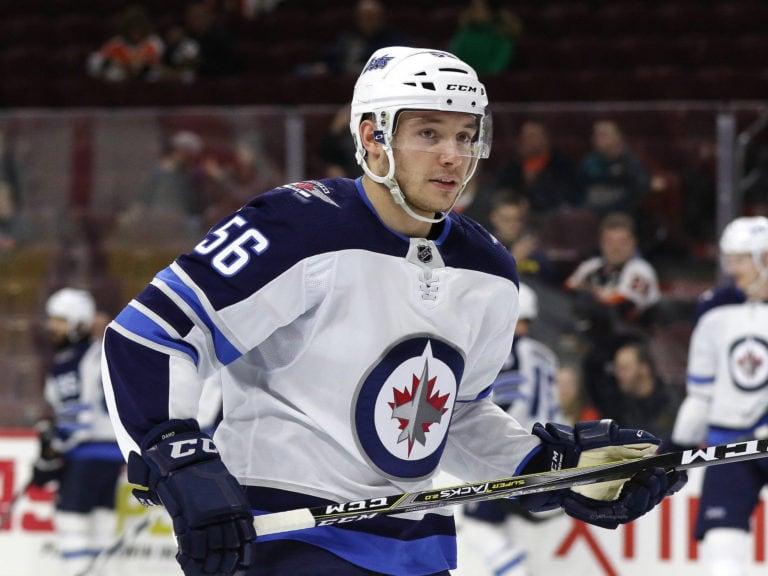 Marko Dano - Winnipeg Jets
