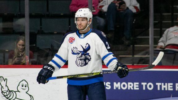 Marko Dano Manitoba Moose